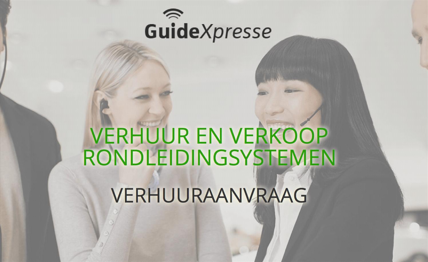 GuideXpresse website vernieuwd