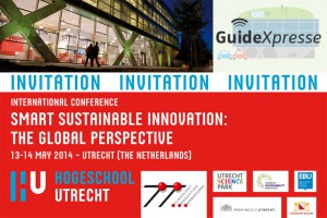 GuideXpresse rondleidingset bij The Global Perspective