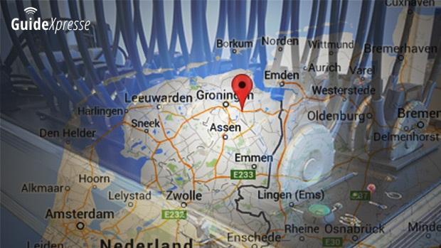 Fabrieksrondleidingset in Hoogezand