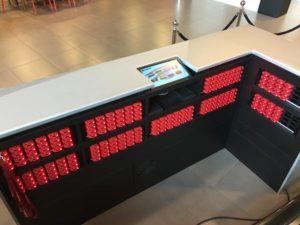Museum audio apparatuur opbergen Corpus