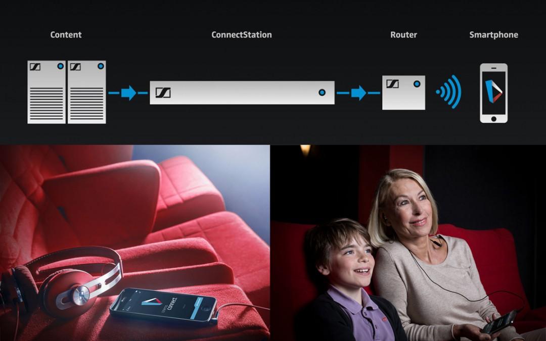 Sennheiser Apps maken maatwerk audio mogelijk