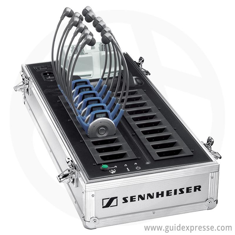 Sennheiser-EZL2020-20-met-HDE-2020D-kinbeugelontvangers Sennheiser Tourguide 2020D