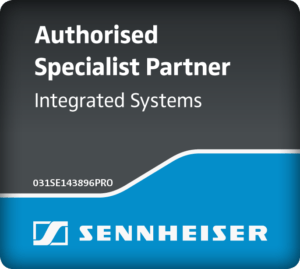 GuideXpresse is Authorized Specialist Partner Integrated Systems van Sennheiser