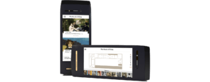 Orpheo Touch Multimedia Guide als Bring Your Own Device niet voldoende is